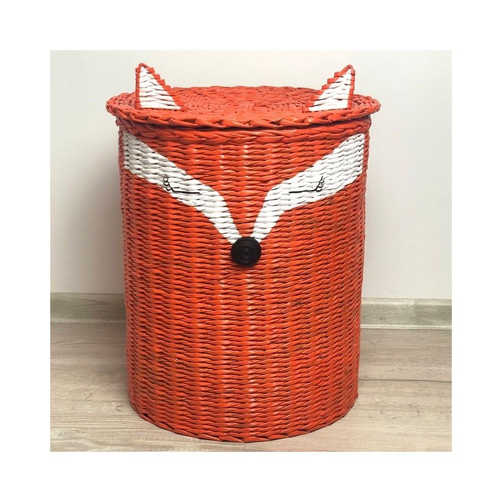TOY BASKET FOX ANATOL