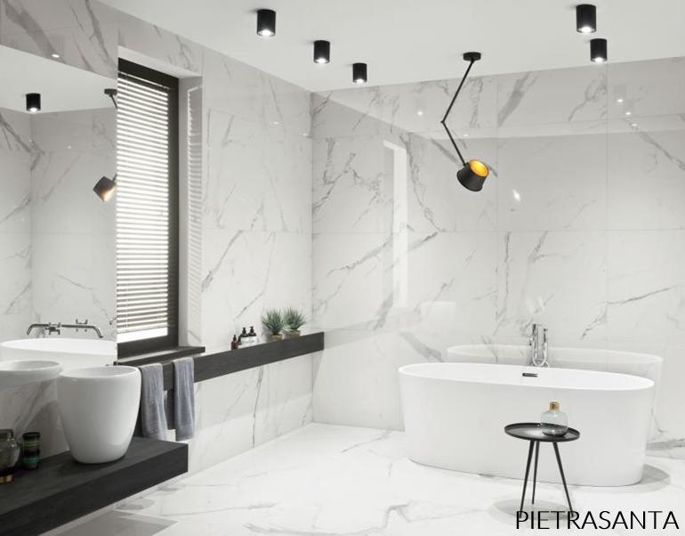 Tubadzin Pietrasanta łazienka