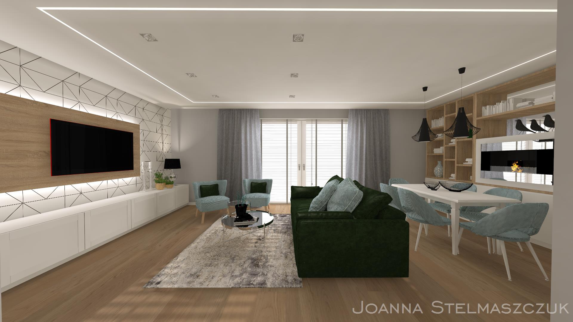 Joanna Stelmaszczuk freszdizajn-projektowanie wnętrz